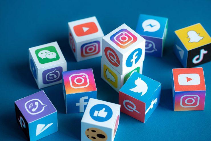 Test social network