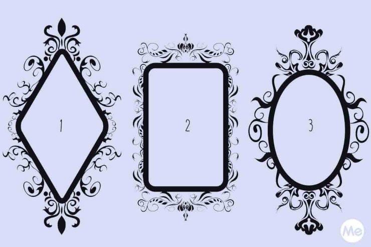 Tre specchi