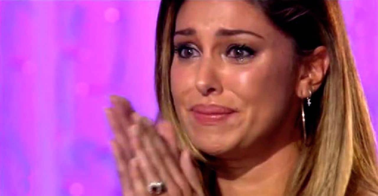 Le lacrime di Belen: il rimprovero di Santiago fa male