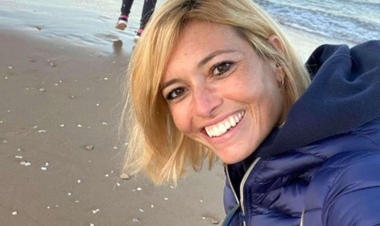 Carlotta Mantovan, la dedica della vedova di Fabrizio Frizzi al suo amore più grande