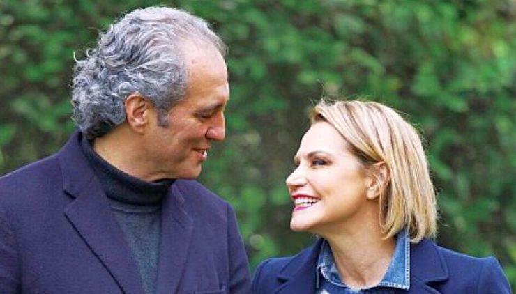 Giovanni Terzi e Simona Ventura