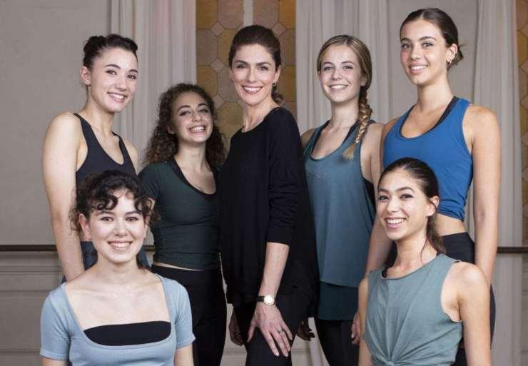 Anna Valle e le ballerine