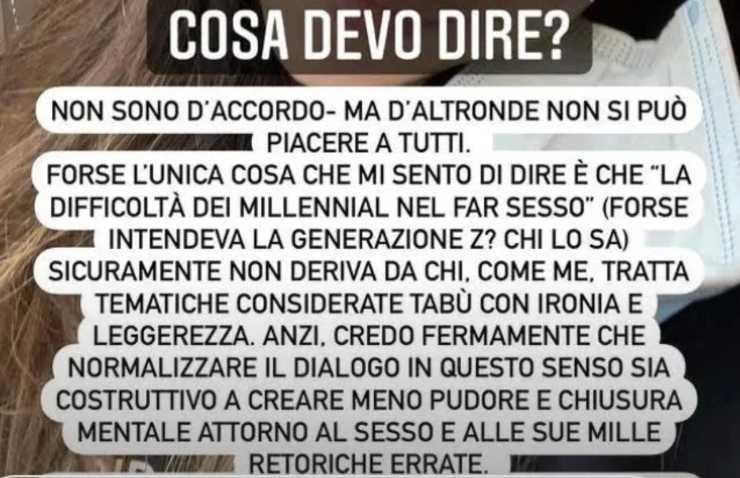 storia Aurora Ramazzotti