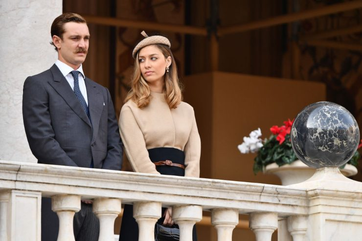 Beatrice Borromeo e Pierre Casiraghi