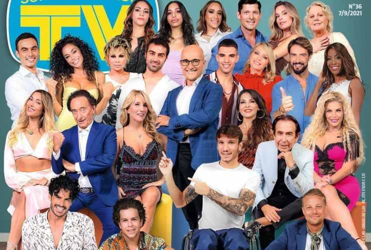 cast GF Vip 6