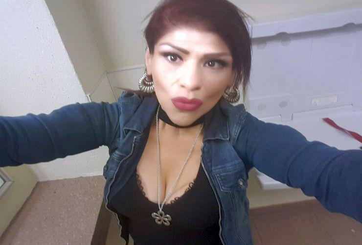 Laura Perez oggi