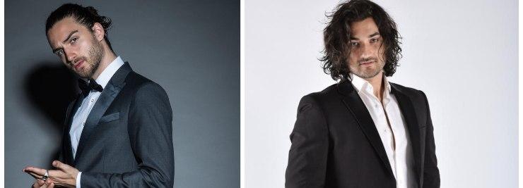 Luca Favilla e Marco Tocchini