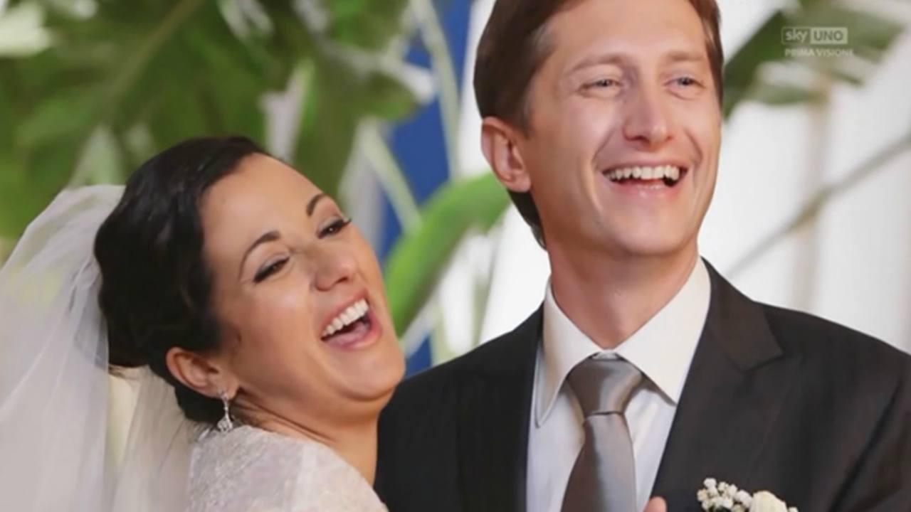 Ricordate Sara e Steven di Matrimonio a prima vista? Dopo il sì, lui ha stravolto tutto