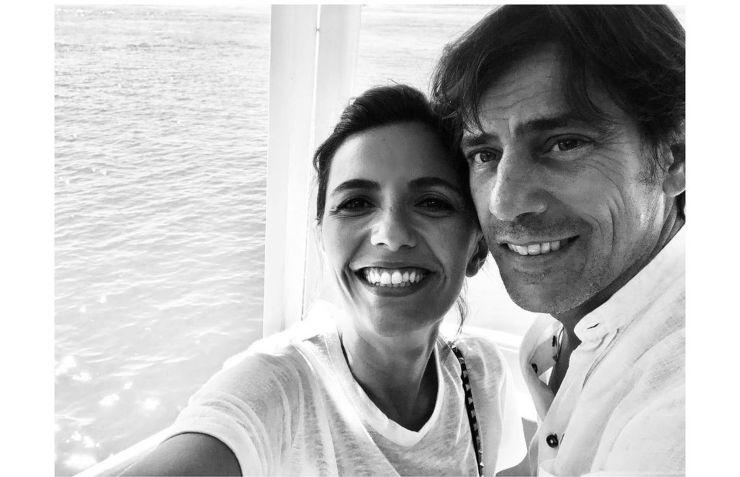 Serena Rossi e Davide Devenuto