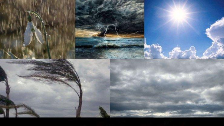 Test clima meteo preferito