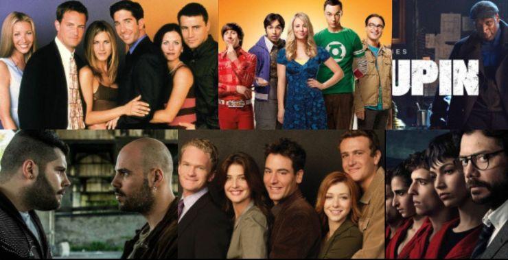 Test serie tv preferita