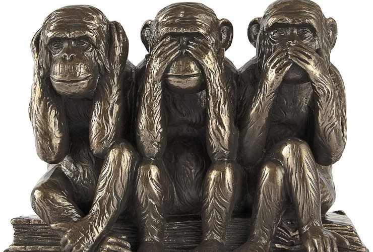 Test tre scimmie