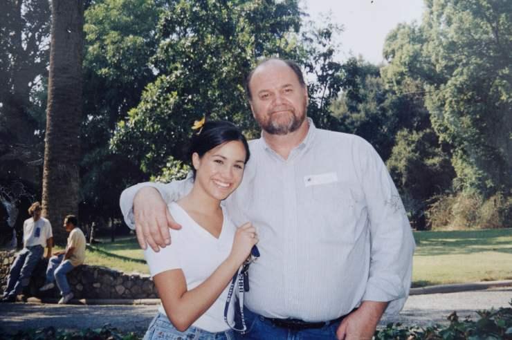 Thomas e Meghan Markle
