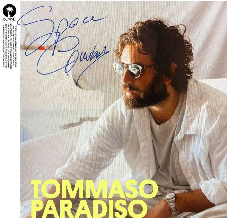 Tommaso paradiso album