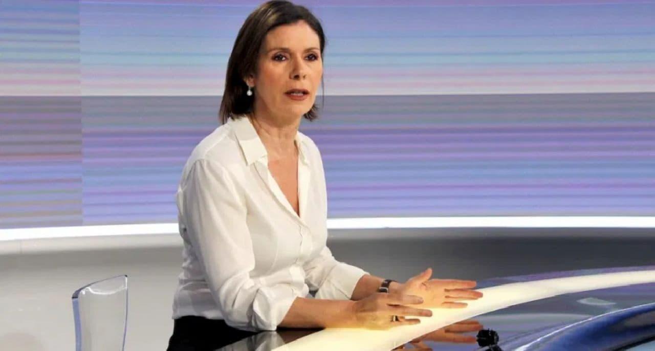 Bianca Berlinguer: l'invisibile trasformazione della giornalista