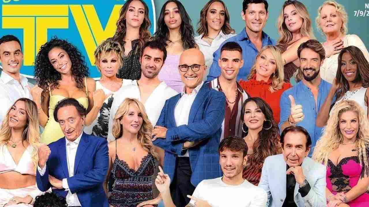 cast concorrenti Grande Fratello vip 2021