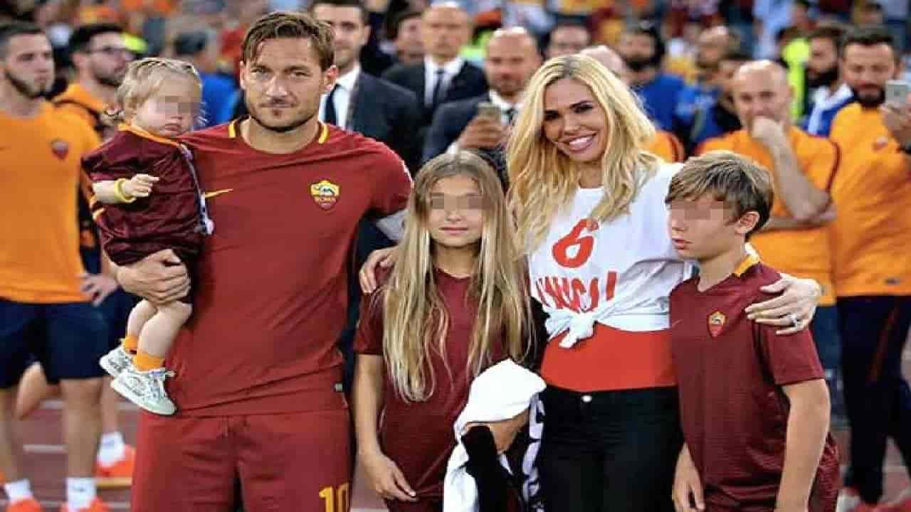 Francesco Totti, Cristian, Chanel e Isabel: i segreti del successo di Ilary Blasi