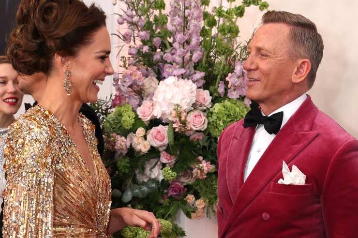 Kate e Daniel Craig