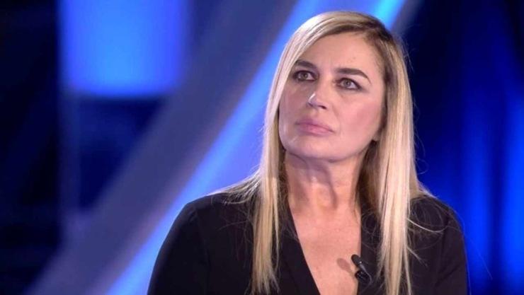 Lory Del Santo dramma