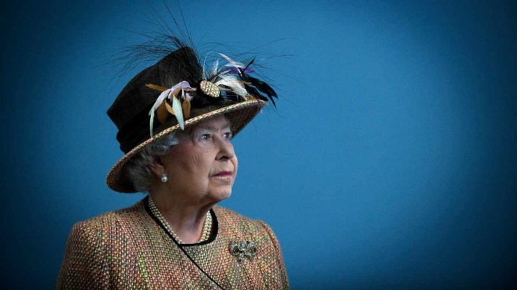 Regina Elisabetta Royal Family