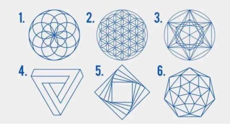 Test sei simboli