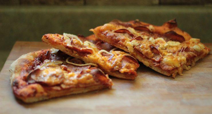 pizza avanzata
