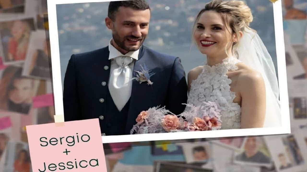 Sergio e Jessica di Matrimonio a prima vista Italia: tutti i segreti