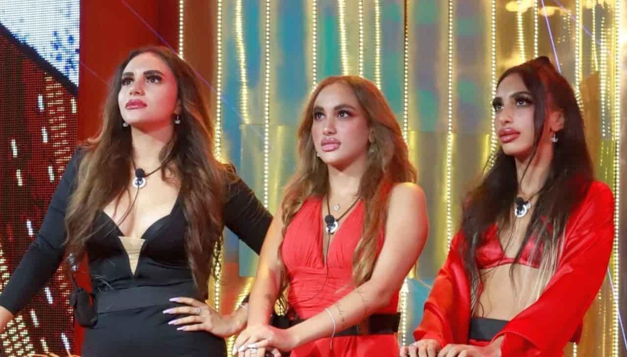 Lulù Selassiè crolla al GF Vip: il gesto delle sorelle Jessica e Clarissa